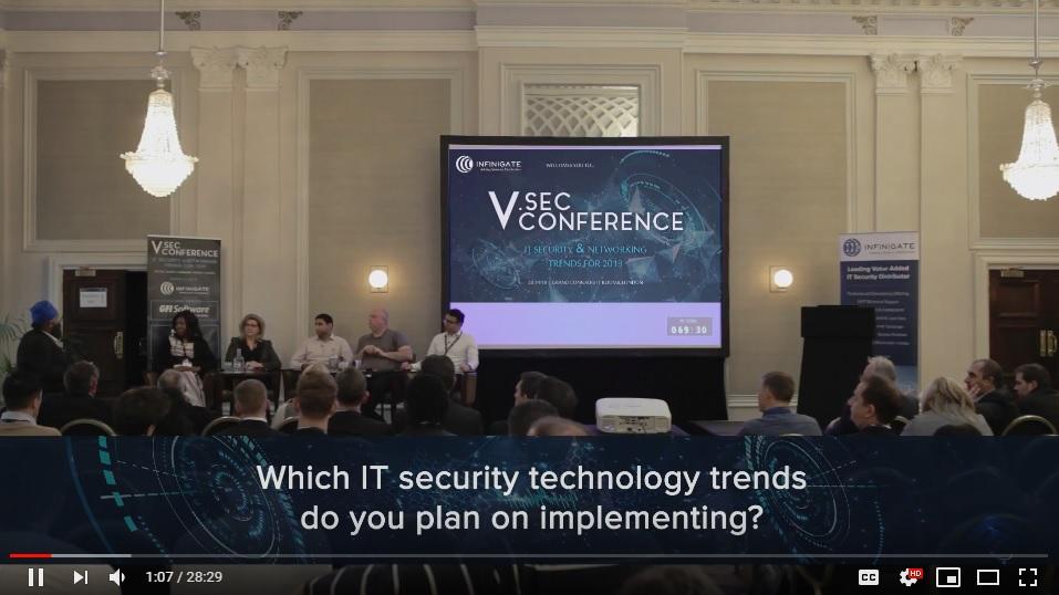 VSEC - CISO Panel
