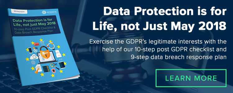 Data Protection GDPR for Life