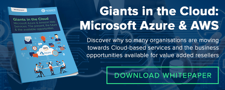 Giants in the Cloud Microsoft Azure Amazon Web Services